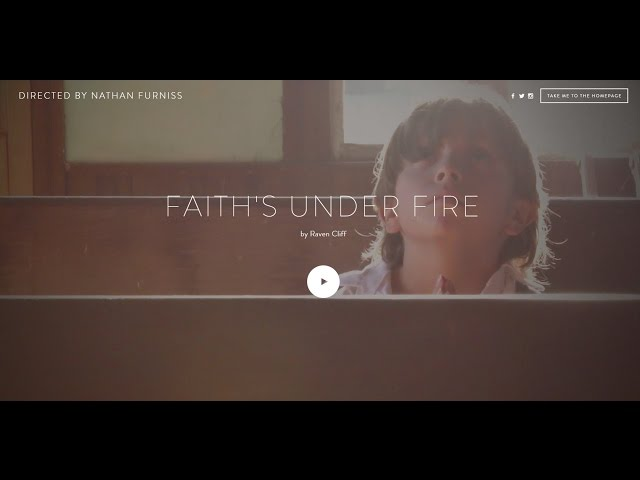 Faith's Under Fire