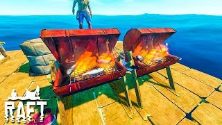 RAFT #06 - DWA GRILLE I WIELKIE ŁOWY! | The First Chapter | Vertez