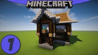 Simple Small Simple Medieval Minecraft House