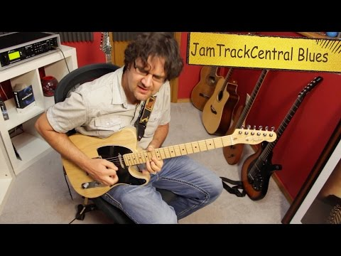 Blues Solo Fun - JTC's Jam Of The Month
