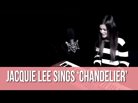 Jacquie Lee - 'Chandelier' (Sia Cover)