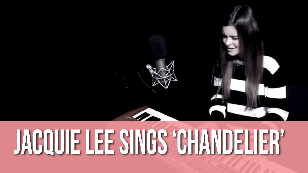 Jacquie Lee - \'Chandelier\' (Sia Cover) - YouTube
