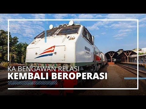 KA Bengawan Relasi Solo Jakarta Kembali Beroperasi, Harga Tiket Cuma Rp 74 Ribu