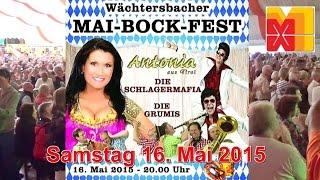 MAI-BOCK-FEST - Messe Wächtersbach 2015