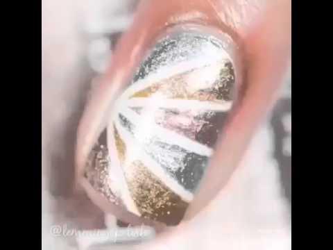 Các kiểu sơn móng tay đẹp - Beautiful Nail Art - Part 10