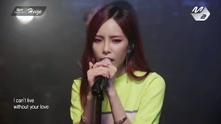 [Mnet present] 헤이즈(Heize) - 널 너무 모르고(Don′t know you) 170627 EP.16