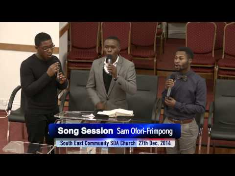 Let Not Your Heart Be Troubled - Sam Ofori Frimpong