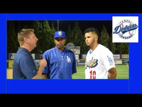 Post Game Chats - Keibert Ruiz - Dodgers Prospect