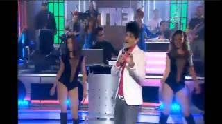 luisito cantante de los angeles 1 17 2014 en tn3 con estreno
