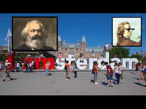 A MARXIST HELL: The University of Amsterdam