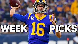 NFL Week 16 Picks And Best Bets   Against The Spread
