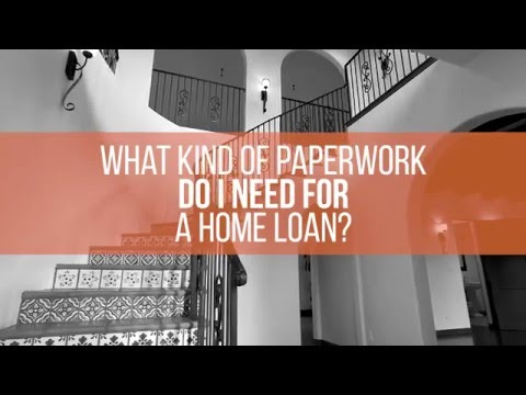 What Paperwork Do You Need For A Home Loan? | Delaware Pacific Mortgage Minute | Episode 2