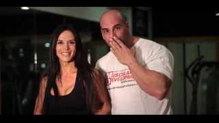 Muscular Development España - Miriam Sanchez IFBB PRO - SAMORE TEAM
