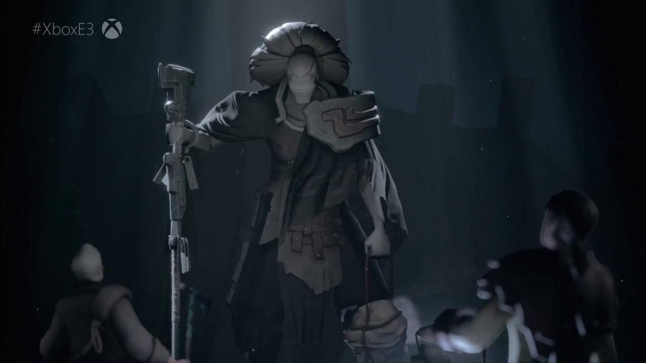 Ashen E3 Reveal 4k Trailer E3 2017 Microsoft Conference
