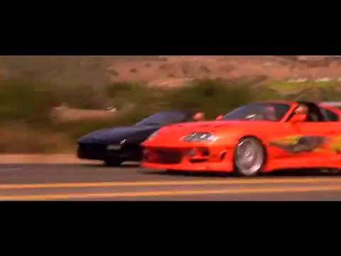 R.I.P Paul Walker part.II - Ferrari and Supra - YouTube