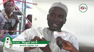 Oustaz Modou Fall liste les qualités de Serigne Mountakha Mbacké