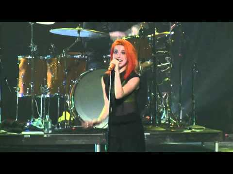 """Paramore in Pomona- """"Fences"""" **RARE Performance** (720p HD) Live on August 14, 2012"""