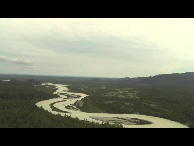 Big River Lakes to Niskiski, Alaska