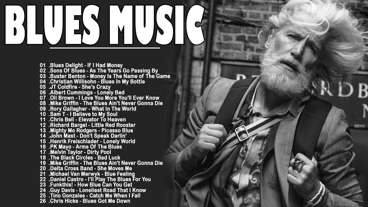 Download Relaxing Blues Music | Greatest Blues Rock Songs Of All Time | Slow Blues & Blues Rock Ballads
