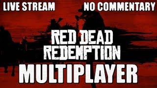 Red Dead Redemption PS3 Multiplayer HD [No Commentary]