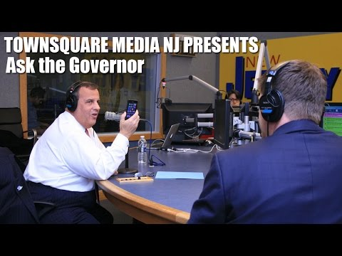 Ask the Governor with Gov. Chris Christie - Jan. 25, 2017