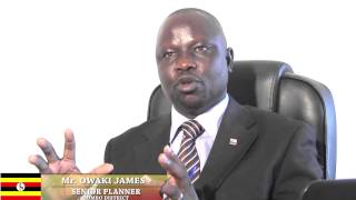 ZOMBO District Senior Planner - James Owachi - PART1