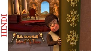 Bal Hanuman Return Of The Demon - Popular Animated Drama Scene