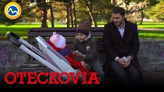 OTECKOVIA - Alex s Maxom sa snažia naučiť Roxy hovoriť
