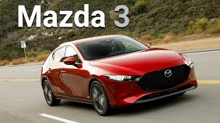Mazda3 2019 - ya lo manejamos y es el más refinado | Autocosmos Video