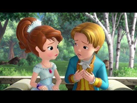 Sofia The First HD A Royal Wedding | S04 E21 | Animated | Disney Jr