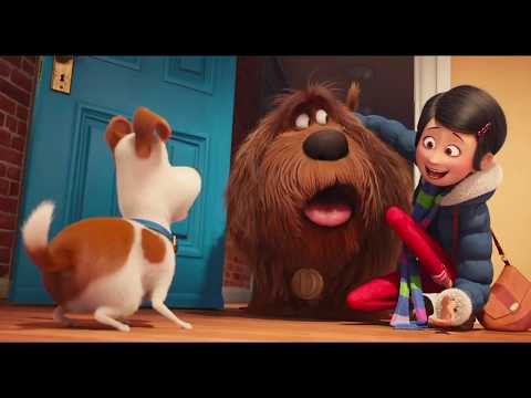 Thumbnail: THE SECRET LIFE OF PETS All Trailers