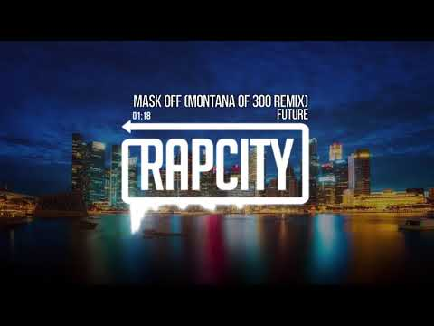 Future - Mask Off (Montana Of 300 Cover Remix)