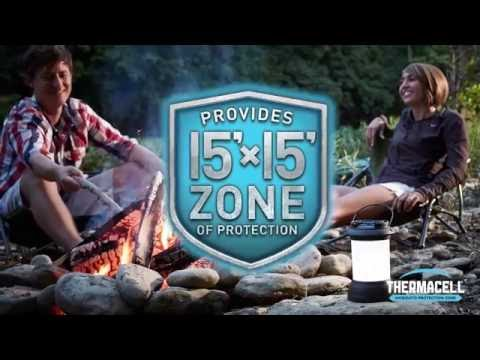How It Works - Thermacell Mosquito Repellent