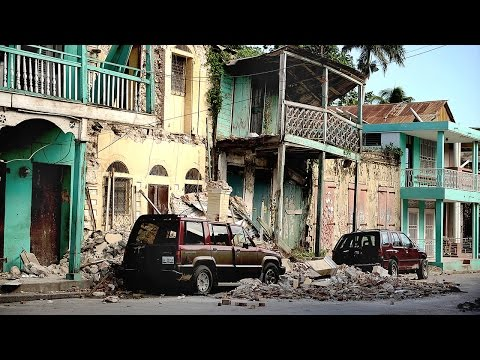 Saving Haiti's Cultural Heritage After the Earthquake