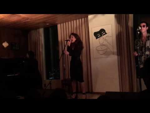 KITTEN the band - Knife Live @ the SoHo House West Hollywood 12/2/16