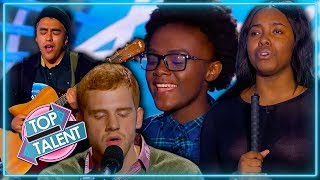MOST VIEWED Auditions That Shocked Judges on American Idol | Top Talent