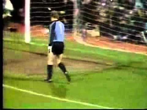 Tottenham v Anderlecht, UEFA Cup Final 1984