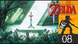 The Legend of Zelda: A Link to the Past #8 Das Master-Schwert und Hyrules Timeline [Blind/German]