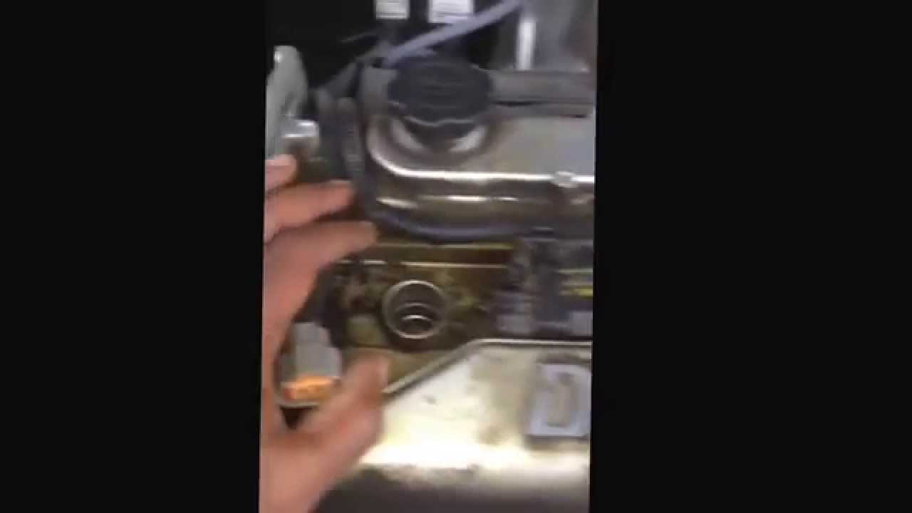 Kia Rio 5 >> Crankshaft position sensor 2004 kia optima - YouTube