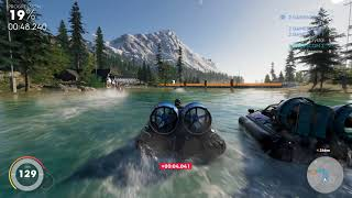 The Crew 2 - Hovercraft Race Gameplay - Gator Rush Update Demo at Gamescom 2018
