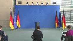 Merkel zum Coronavirus in Deutschland: Wie ist die Lage heute Montag, 6. April?