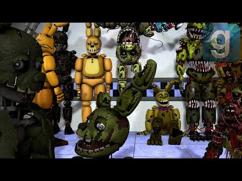 Full Download] The Bear Vs The Bunny Sort Of Fnaf Gmod Map
