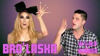 Bro'Laska w/ Alaska Thunderfuck & Cory Binney - Mean Comments