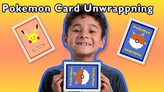 Pokemon Card Unwrapping + More | Mother Goose Club Playhouse Songs & Rhymes