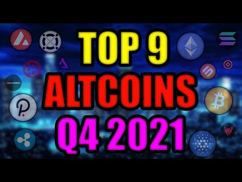Top 9 Altcoins