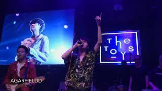 ลาลาลอย (100%) - The Toys | Live at U-Bar Korat