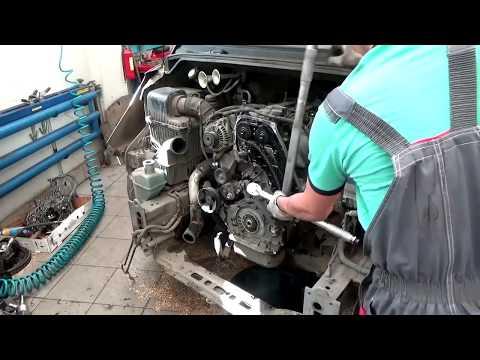 Замена ГРМ Гранд Старекс Hyundai Grand Starex