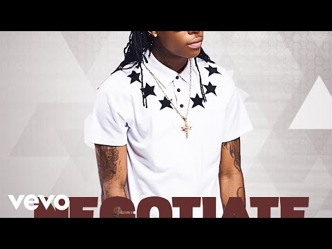 Solidstar - Negotiate [Lyric Video]