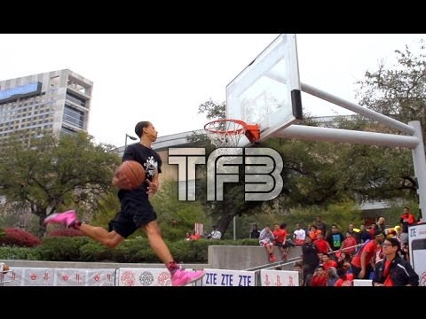 """6'1"""" Jay Brown Official Team Flight Brothers Debut - CRAZY BOUNCE!"""