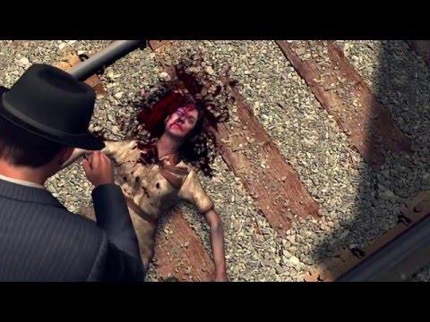 L.A Noire - Case 14 - The Studio Secretary Murder